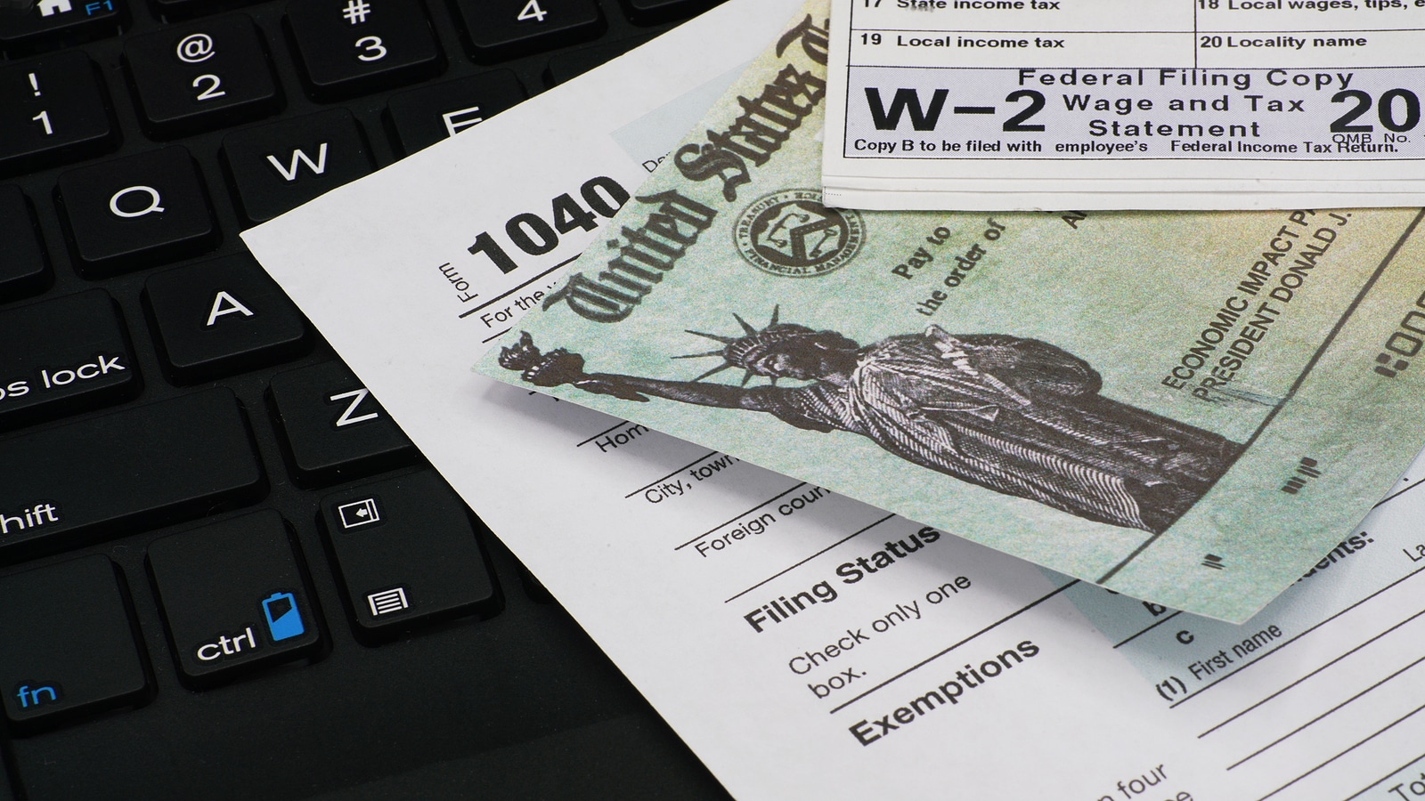 IRS Tax Forms for Filing Taxes